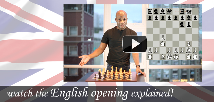 featured opening: English Opening