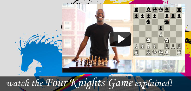 featured opening: Four Knights