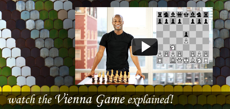 featured opening: Vienna Game